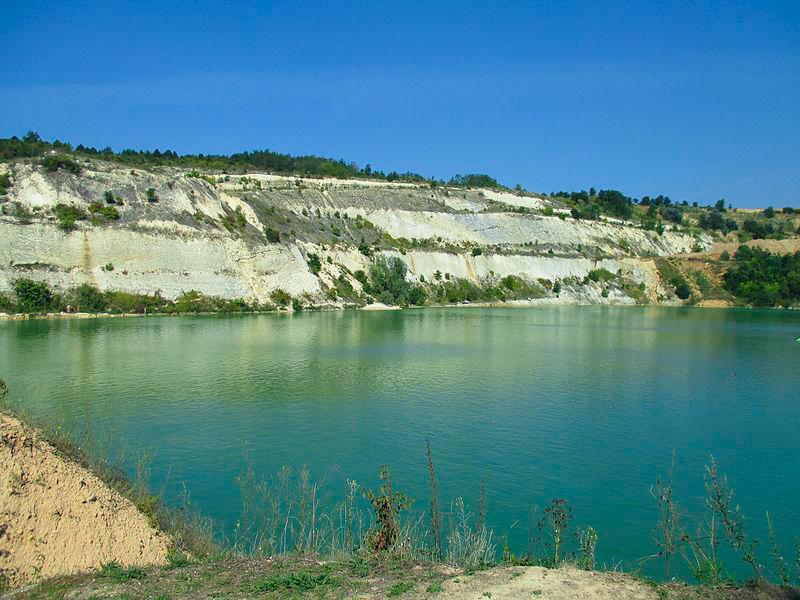 Bešenovo jezero fruška gora