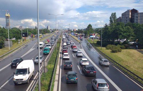 AMSS: Bolja prohodnost puteva, pljuskovi mogu SMANJITI vidljivost