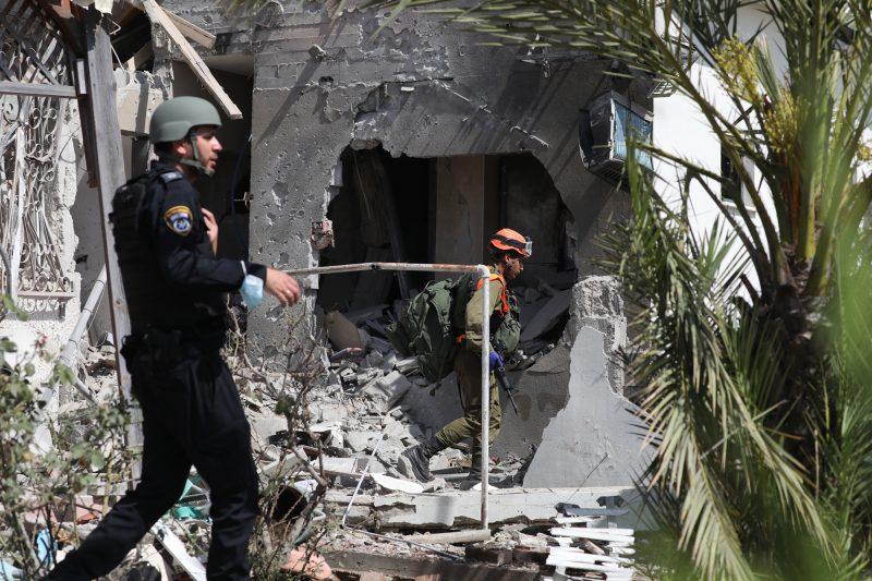 """""""Čujemo BOMBE i sirene"""": Srpkinja opisala zastrašujuće scene u Tel Avivu, ljudi u Izraelu u skloništima!"""