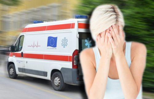 Nova saznanja okršaja u Zrenjaninu: Izbola svoju SESTRU BLIZNAKINJU, lekari se bore za život devojke