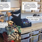 Nema više slaganja odeće: Mama smislila genijalan način da izbegne NAJDOSADNIJI POSAO (VIDEO)
