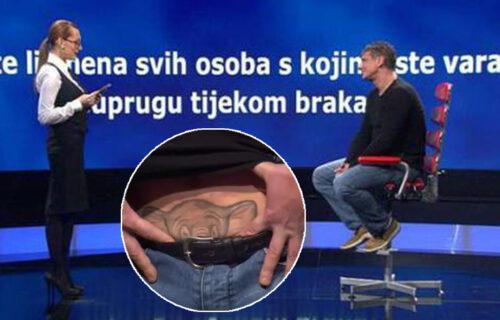 """ŠOK u programu uživo! Hrvatski političar se hvalio polnim organom u emisiji: """"To nije GREŠKA"""" (FOTO)"""