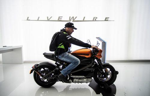 Harley-Davidson gleda u budućnost: Električni brend za mlađe klijente (VIDEO)