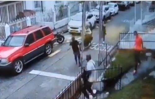 Mladić jednim POTEZOM sprečio pljačku komšije: Lopovi ostali u čudu (VIDEO)