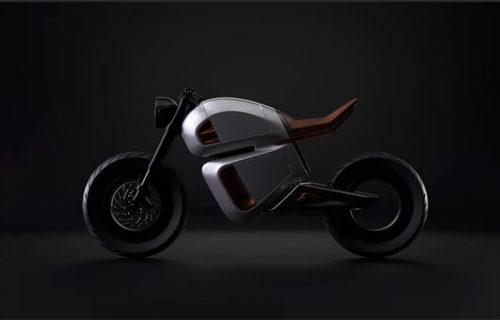 Električno čudo: NAWA motociklu je teško odoleti (VIDEO)
