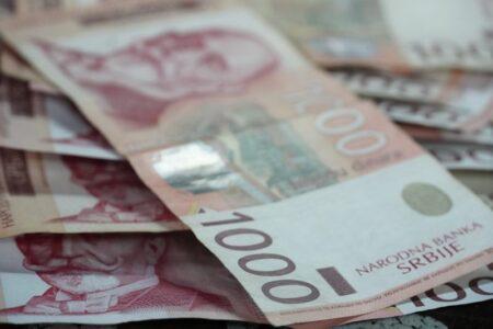 NBS objavila KURS: Evro danas 117,58, dinar bez PROMENE