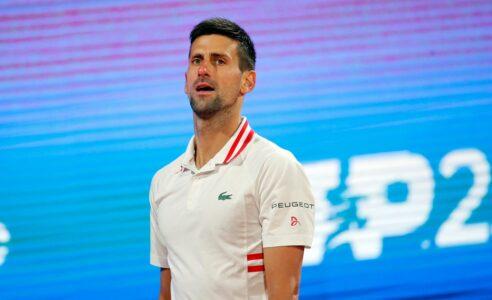"""""""Osećam ogromno olakšanje, izgubio sam strpljenje pre prekida"""": Novak zadovoljan nakon pobede u Rimu!"""