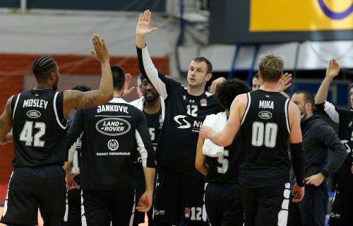 Objavljene važne vesti iz Evrokupa: Partizan ne može na Budućnost, više nego ikad podseća na Evroligu!