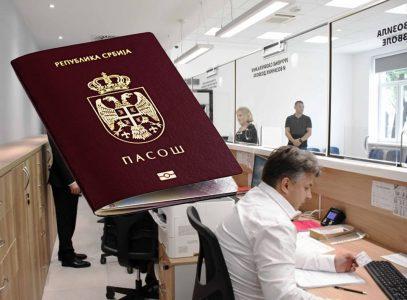 Kako do pasoša ili lične karte? PET KORAKA da izbegnete ogromne gužve i brzo dobijete dokumenta