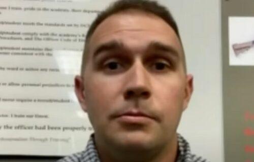Supermen u uniformi policajca: Podigao auto od skoro DVE TONE da izvuče i spasi ženu (VIDEO)