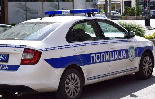 STRAŠNO: Mortus PIJAN vozio dvoje dece na auto-putu kod Smedereva i to nije sve