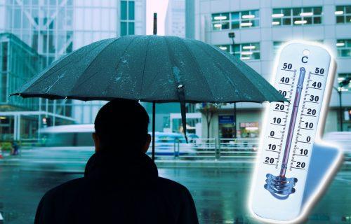 Zima nam dolazi ranije? Objavljena NAJNOVIJA PROGNOZA: Temperatura se od ovog datuma NAGLO menja