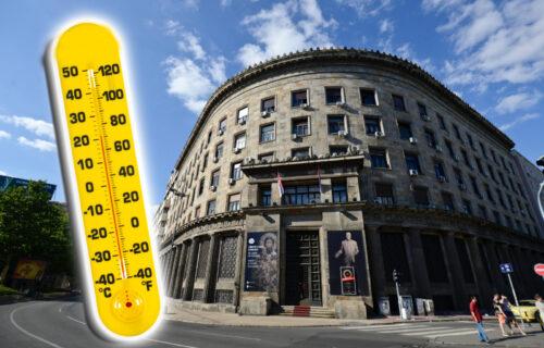 Danas sunčano i TOPLO: Temperatura i do 27 stepeni, a evo kakvo nas vreme očekuje narednih dana
