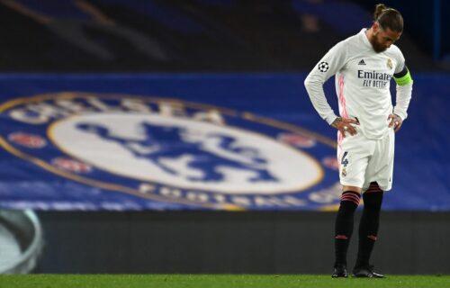Ramosov negativni rekord i pognuta glava nakon polufinala Lige šampiona