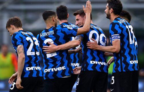 """Slavlje ne može da prođe bez """"petarde"""": Inter uništio Sampdoriju, blistao Sančez! (VIDEO)"""