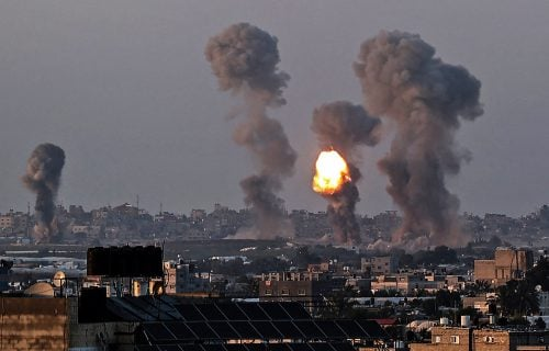 Izrael RAZNEO tajni podzmeni grad Hamasa: Kako je vojska NAMAMILA i jednim udarom pobila 200 terorista?