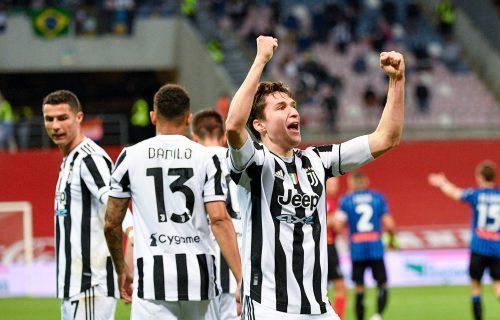 Veliko pojačanje stiže u Torino: Evropski šampion u dresu Juventusa (FOTO)