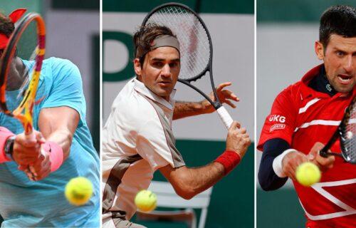 """Novakov drug """"zaboravio"""" Srbina: Nadala i Federera digao u nebesa, a ni slovo nije rekao o Đokoviću"""