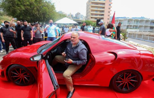Dizajner iz Gostivara osmislio je prvi libanski superautomobil, ali i novog Yuga (FOTO)