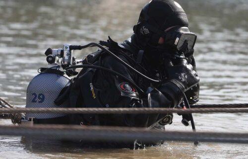 """Krenuo na """"EGZIT"""" pa zamalo POGINUO: Evo u kakvom je stanju muškarac koji je upao u Dunav"""