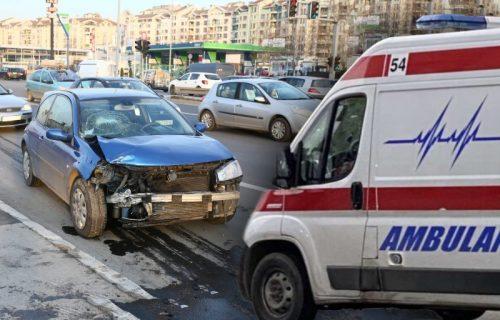 Stravičan SUDAR na putu Niš-Prokuplje: Jedan vozač preminuo na licu mesta, tri osobe povređene