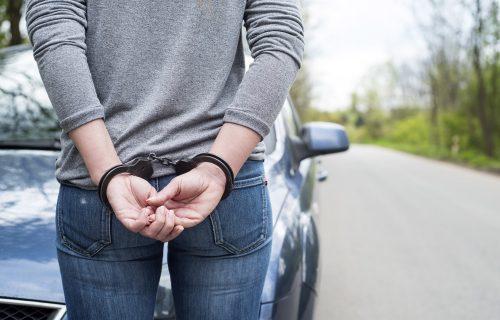 UHAPŠENA žena u Šapcu: Sama sebi slala preteće poruke, pa prijavila policiji da je neko uznemirava