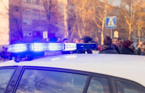 UHAPŠEN muškarac u Beogradu: Upao u stan bivše supruge, zapalio nameštaj, prebio mladića