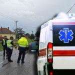 Tragedija kod Požege: U jezivoj nesreći POGINULE dve osobe