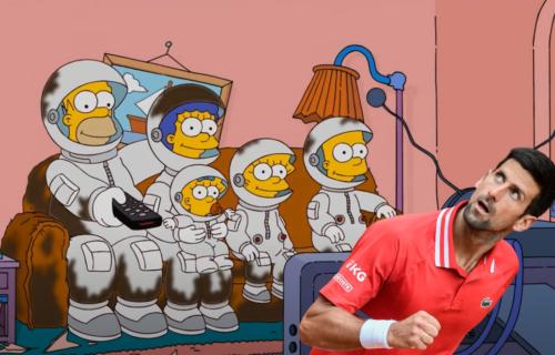 Čestitka kakvu nije očekivao dolazi iz Sjedinjenih Država: Najoriginalniji poklon za Novaka! (FOTO)