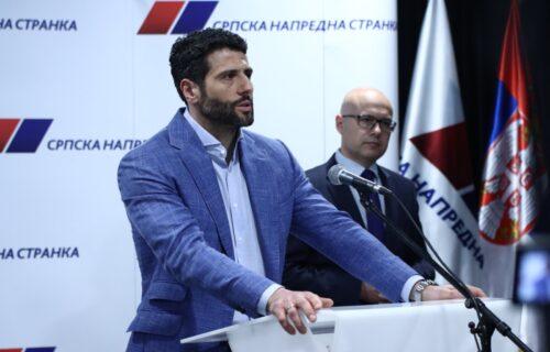 Aleksandar Šapić izabran za potpredsednika Glavnog odbora SNS