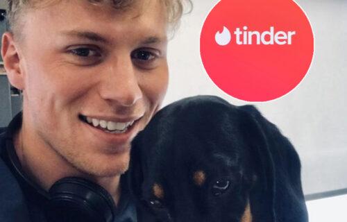 Ovaj mladić ima najviše lajkova žena na Tinderu: Sada je svoju tajnu otkrio drugim muškarcima