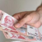 prijava za 3000 dinara