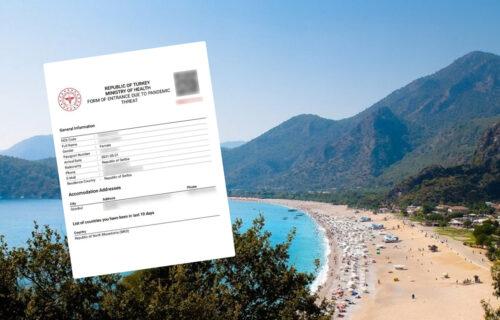 Kako se popunjava FORMULAR za putovanje u Tursku: Odgovorite na 10 pitanja, kod jednog većina POGREŠI