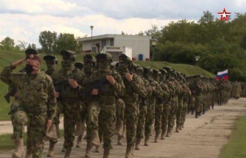 """Ruski specijalci stigli u Srbiju: Počele antiterorističke vojne vežbe """"Zajednički odgovor 2021"""""""