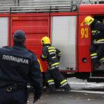 Tragedija kod Kruševca: U požaru nastradala žena (68), vatrogasci i dalje na terenu!