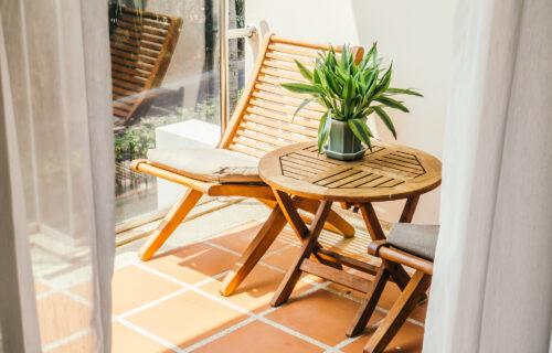 Mesto za opuštanje i oporavak: Primenite ovih 6 pravila i vaša terasa će blistati