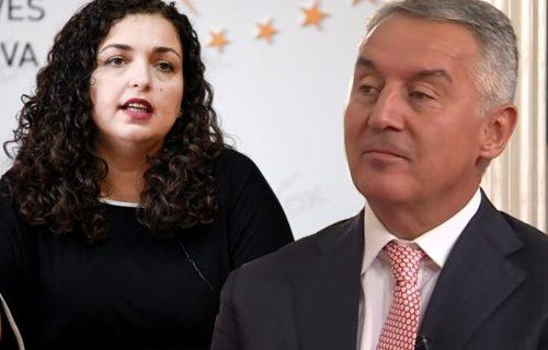 Prijatelji i saveznici razgovarali u 4 oka: Đukanović i Vjosa kuju tajne planove
