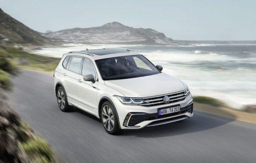 Novo lice Tiguana: Volkswagen SUV bolji nego ikada (VIDEO)