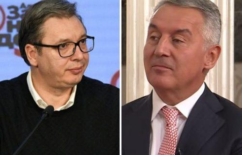 Vučić otkrio šta je tačno tražio predsednik Crne Gore: Đukanović INSISTIRAO na ovoj rečenici