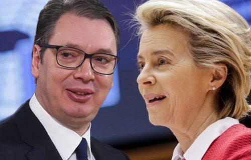 """Fon der Lajen PISALA Vučiću: """"Radujem se što ću i dalje raditi s Vama na izgradnji SIGURNE i jake Evrope"""""""