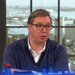 Vučić poslao JASNU poruku: Mafijašku bandu iz fudbala i carine - sve ćemo da ih POHAPSIMO