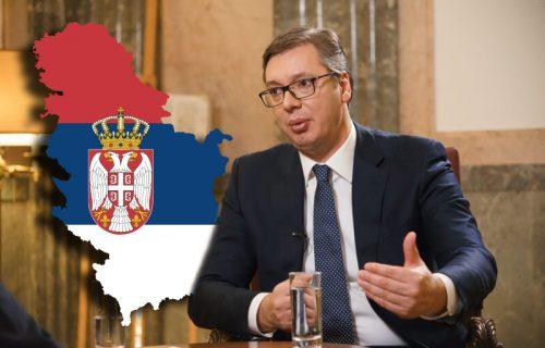 Vučić o non-pejperu: Srbija NE SME da prihvati priznanje Kosova, za ostalo - nećemo dobiti bolji papir