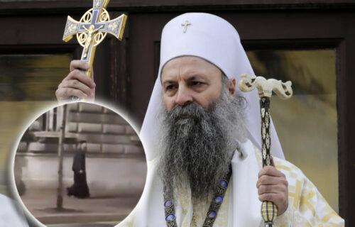 Snimak patrijarha Porfirija ODUŠEVIO Srbiju: Evo šta je radio poglavar SPC u večernjim satima (VIDEO)