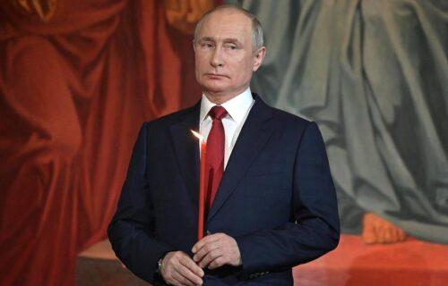 """""""Molim vas, ne gubite veru"""": Dečak (10) napisao PISMO Putinu, evo šta mu je mališan poručio (FOTO)"""