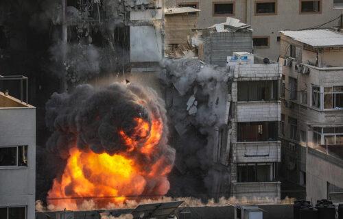 Ispovest Palestinca iz srca sukoba: Opisao STRAVIČAN način početka svakog dana u pojasu Gaze