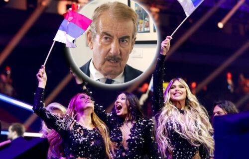 """Bojsi iz """"Mućki"""" se obratio """"Uragankama"""" nakon Evrovizije: Izvinite dame - OPLJAČKANE STE (FOTO)"""
