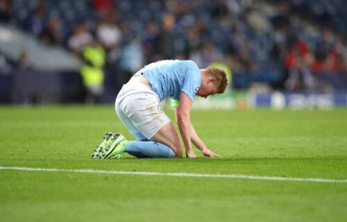 Povreda Kevina De Brujnea