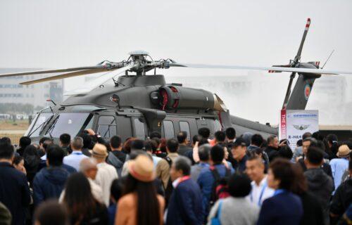 """Nevidljivi """"jastreb"""" na kineski način: Vojni projekat osvanuo na internetu (FOTO)"""