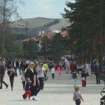 Na Zlatiboru oboren REKORD posećenosti: Tokom praznika na planini dnevno bilo oko 30.000 ljudi
