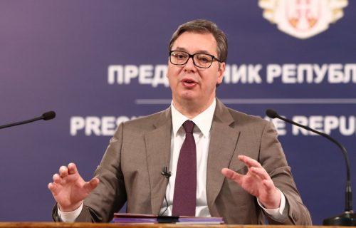 """""""Albancima smetaju liturgije u srpskim crkvama"""": Vučić otkrio šta su pričali predstavnici iz Prištine"""